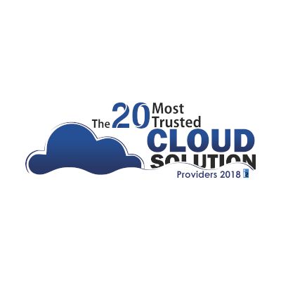 20 Most Trusted Cloud Solution Providers 2018
