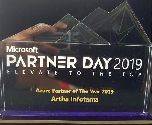 Microsoft Azure Partner of The Year 2019