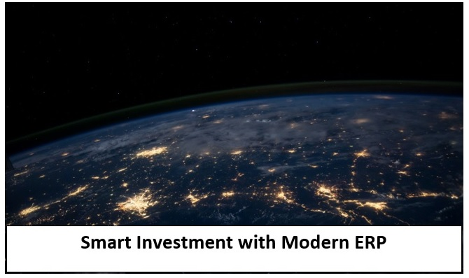 Smart Investment with Modern ERP